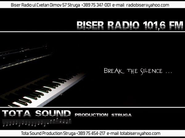 Biser radio 101,6 fm