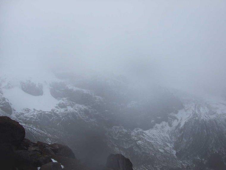 Mt. Cayambe
