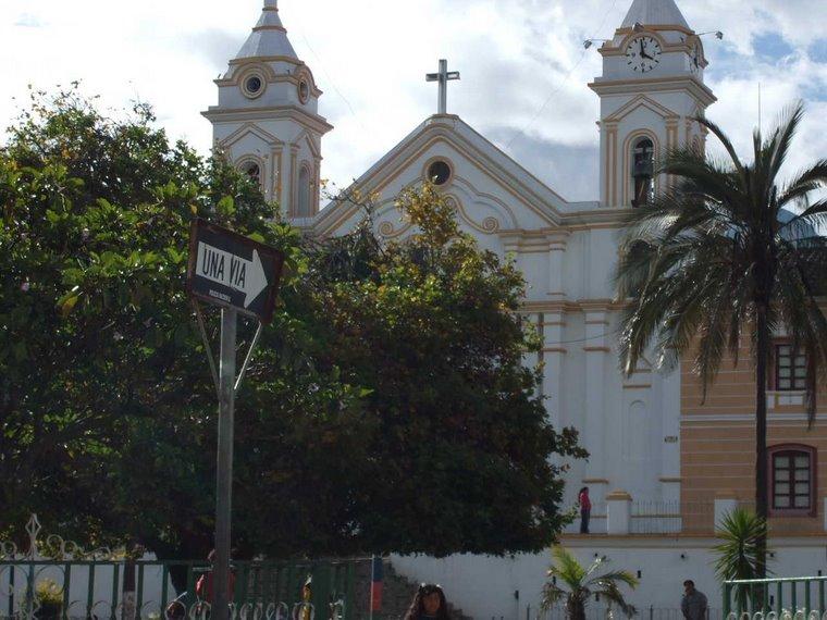 Catholic Church in Tabacundo