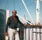 """....férias! "" Linea C ( navio Giulio Cesare) ....1971"
