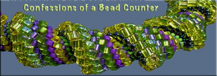 Confessions of a Bead Counter