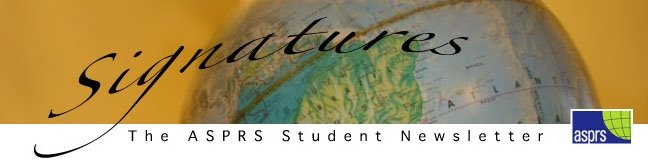 Signatures - ASPRS Student Blog