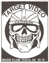 Old Target Video Show Poster