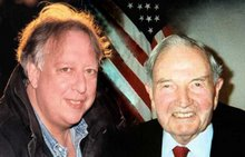 L'interview de David Rockefeller  en mai 2007 à Monaco...