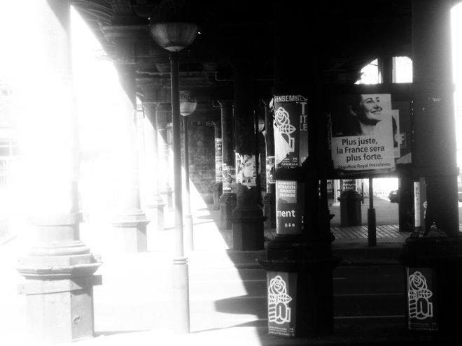 Paris. Cours de Vincennes
