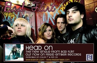 Bad Flirt - Head On