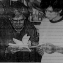 En 1991 revisando el libro