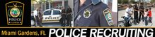 Miami Gardens Police Web Header