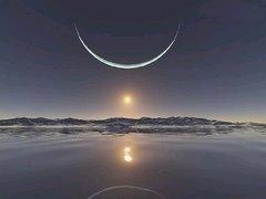 posta de sol pol nord