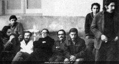 En la comisaría de Andalgalá, Catamarca, 1972