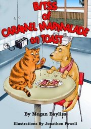 Bitss of Caramel Marmalade on Toast