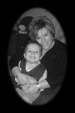 Mommy and Caden