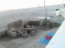 Sinson en la Playa