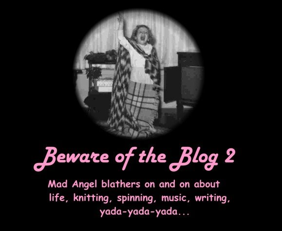 Beware of the Blog 2