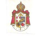 escudo de la metrópolis ortodoxa autónoma de europa occidental y las américas