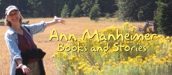 Ann's books and stories