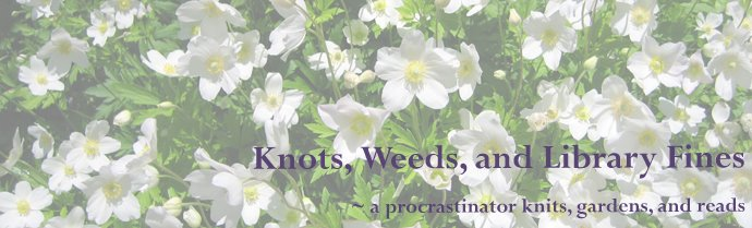 Knots, Weeds, and Library Fines