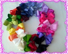 3 and 4 inch Classic Boutique Hairbows