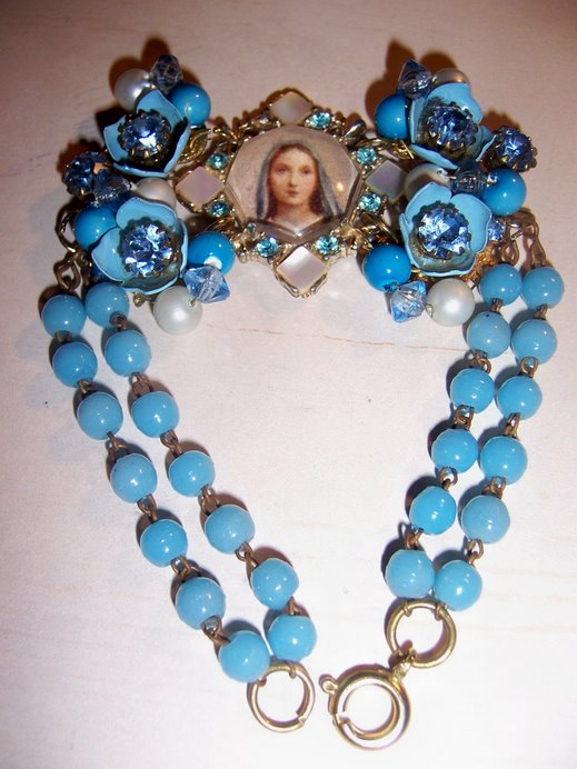 mary bracelet