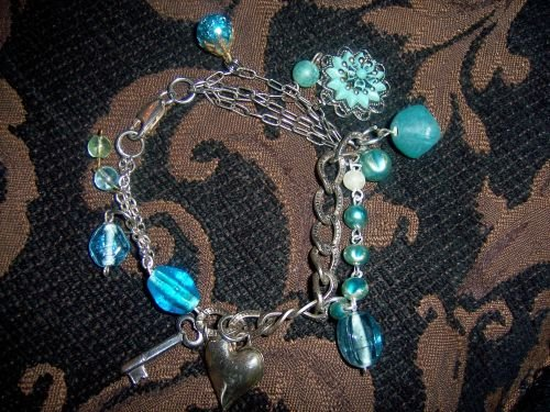 turquoise bracelet