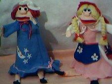 Caperucita y Abuelita