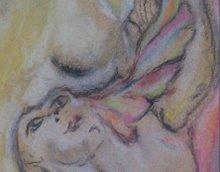 the prophet, 1992, detail 4, jeff gburek