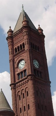 Old Central Clock Tower