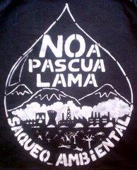 Pascua Lama= Destrucción del planeta