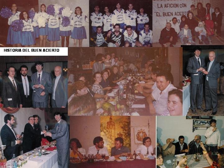 CUCARACHAS negras.HISTORIA DEL BUEN ACIERTO 1988