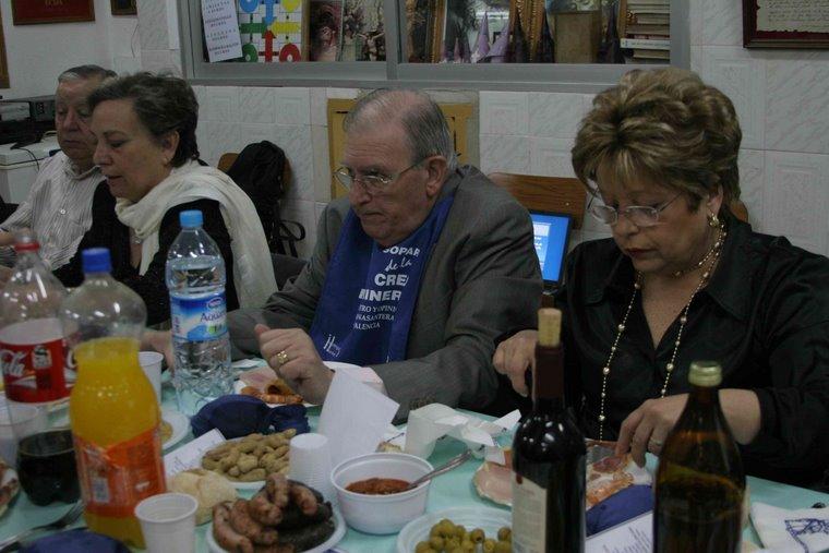 SOPAR CREU MARINERA