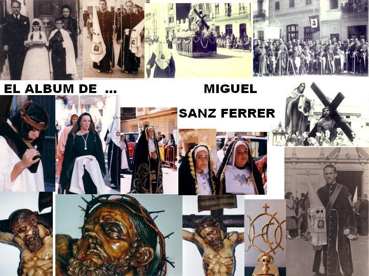 EL ALBUM DE...MIGUEL SANZ FERRER