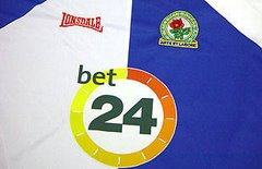 Blackburn Home Jersey