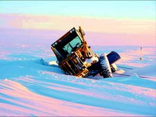 Ice Road - NWT - Lonely