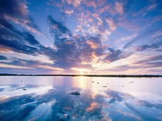 Tundra Lake, Churchill, Manitoba