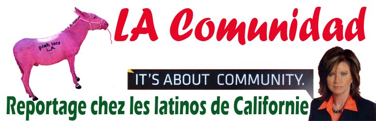 LA Comunidad - Reportages avec les latinos de Californie