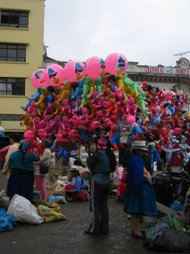 Inflatable Monster, Cuenca