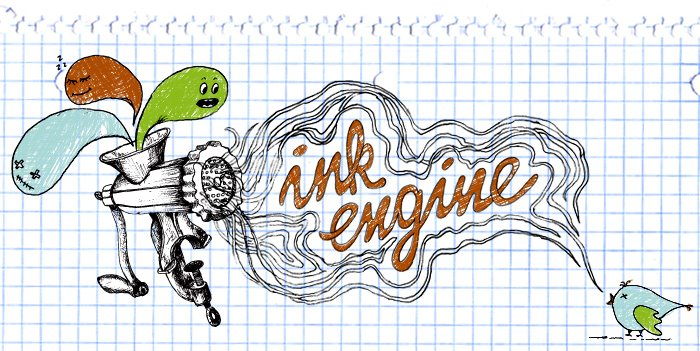 Ink Engine!