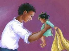 Illustration from Baby Dance, HarperCollins, New York