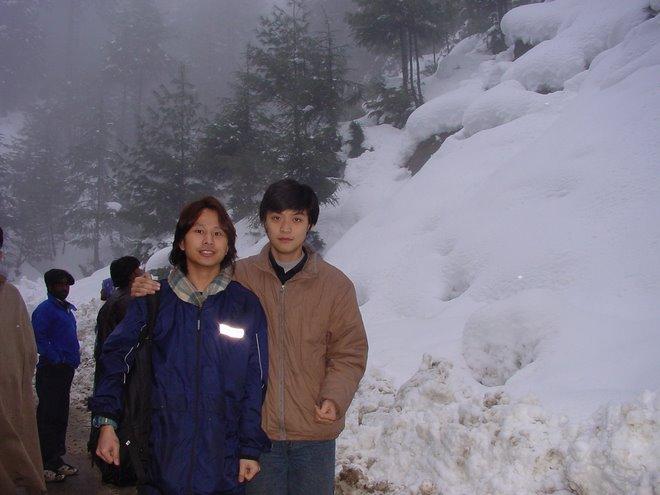 แรกสัมผัสรสร้อนของหิมะ