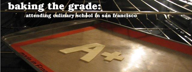 baking the grade