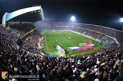 Stadio La Favorita: che spettacolo!