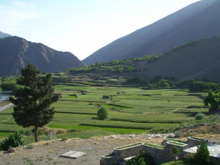 Panjshir Green Province