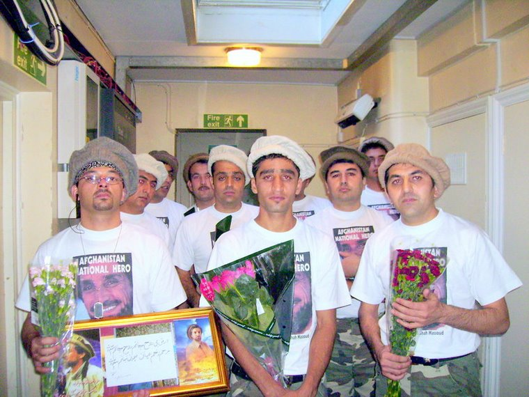 "Massoud""s Soldiers"