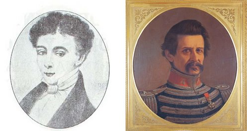 Louis Peru de Lacroix & Agustin Codazzi
