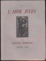 """""""L'Abbé Jules"""", illustré par Siméon"""