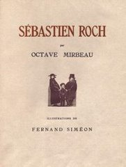 """Sébastien Roch"", illustré par Fernand Siméon, Mornay, 1926"