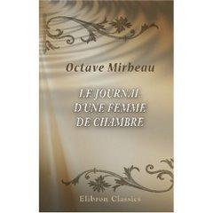 """Édition américaine du """"Journal d'une femme de chambre"""", en français, 2006"""