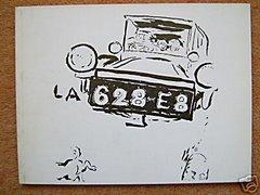 La 628-E8, illustrée par Pierre Bonnard