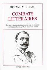 Combats littéraires