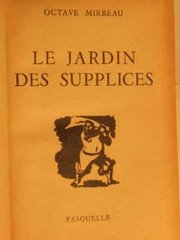 """Le Jardin des supplices"", Éditions Fasquelle, 1951"